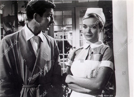 Carry On Nurse,  Terence Longdon,  Shirley Eaton