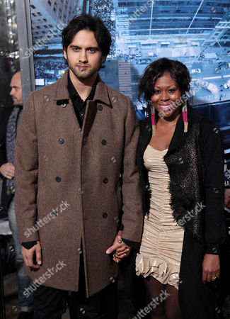 Michael Steger and wife Brandee Tucker