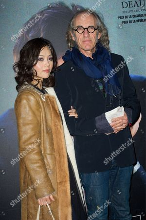 Tony Kaye and wife
