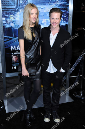 Editorial photo of 'Man On A Ledge' film premiere, Los Angeles, America - 23 Jan 2012