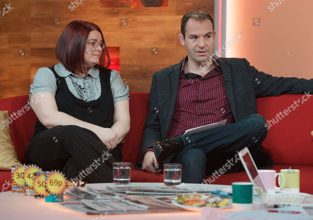 Lisa Harrison and Martin Lewis