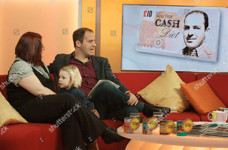 Editorial photo of 'Daybreak' TV Programme, London, Britain - 24 Jan 2012