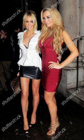 Stock Image of Debbie O'Toole and Amanda Harrington