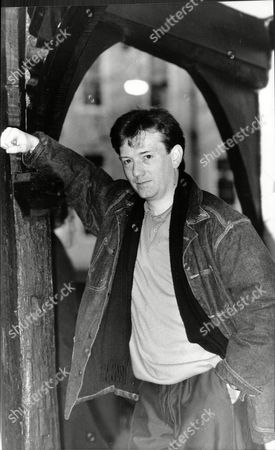 John Salthouse Actor From Tv Series The Bill 1987.