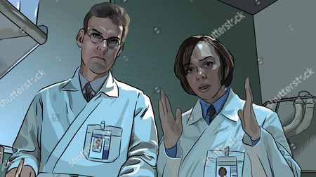 A Scanner Darkly ,  Chambley Ferguson,  Angela Rawna