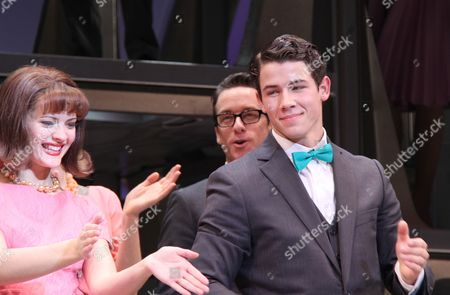 Rose Hemingway and Nick Jonas