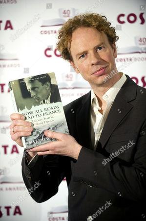 Editorial picture of Costa Book Awards at Quaglino's Restaurant in London, Britain - 24 Jan 2012