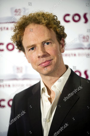 Stock Photo of Matthew Hollis, Costa Biography Award Winner