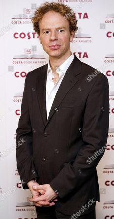 Matthew Hollis, Costa Biography Award Winner