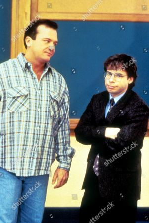 Big Bully,  Tom Arnold,  Rick Moranis