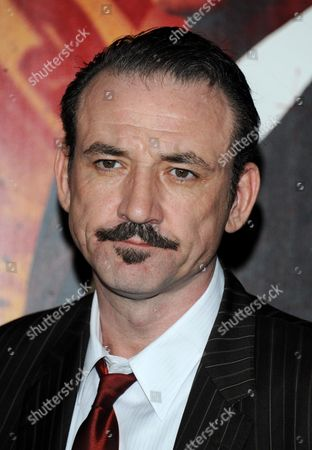 Editorial picture of 'Luck' TV series premiere, Los Angeles, America - 25 Jan 2012