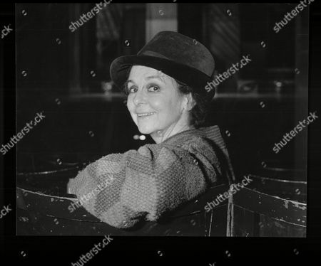 Lynn Seymour Ballet Dancer Who Left Royal Ballet To Star Rock Dance Group 1988.