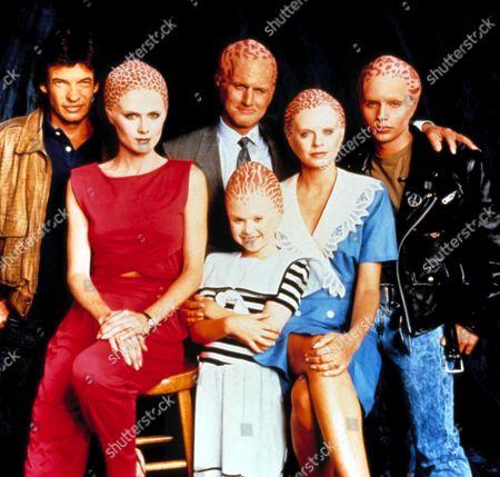 Alien Nation ,  Gary Graham,  Eric Pierpoint,  Lauren Woodland,  Terri Treas,  Sean Six