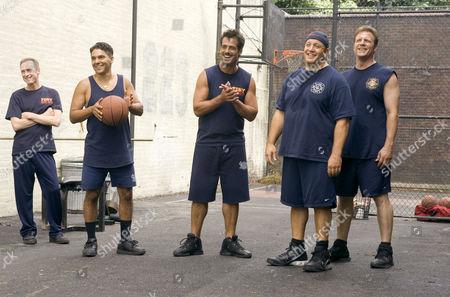 Chuck And Larry,  Michael Buscemi,  Nicholas Turturro,  Peter Dante,  Kevin James,  Janathan Loughran