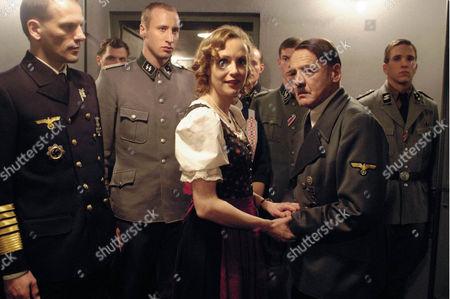 Der Untergang (Downfall) Juliane Kohler,  Bruno Ganz