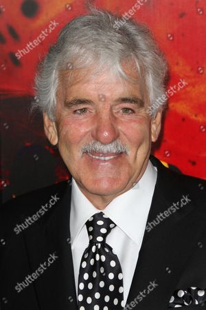 Stock Picture of Dennis Farina