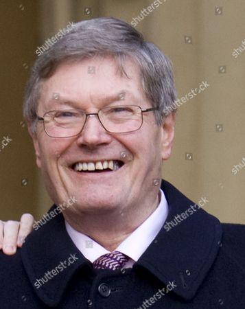Editorial image of Investitures at Buckingham Palace, London, Britain - 26 Jan 2012