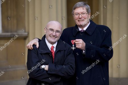 Editorial photo of Investitures at Buckingham Palace, London, Britain - 26 Jan 2012