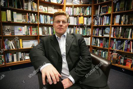 Stock Photo of Nigel Warburton