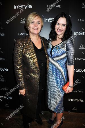 Rita Lewis and Eilidh Macaskill