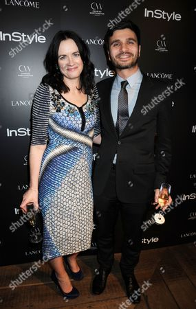 Editorial picture of InStyle Best of British Talent event, London, Britain - 26 Jan 2012