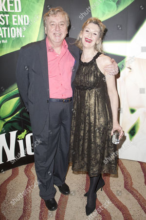 Desmond Barrit and Julie Legrand