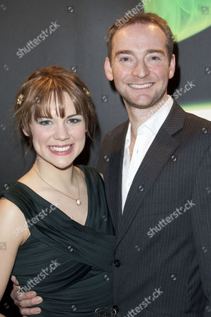 Gina Beck and Martin Neely