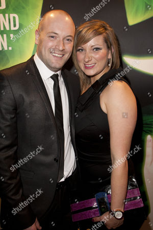 Stock Photo of Mark Anderson and Jacqueline Hughes