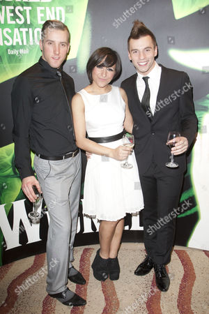 Robert Jones, Alex Louize Bird and Paulo Teixeira