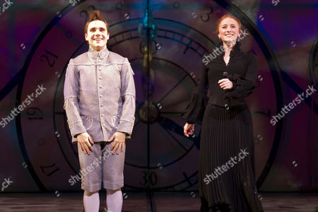 Adam Pettigrew (Boq) and Lillie Flynn (Nessarose)