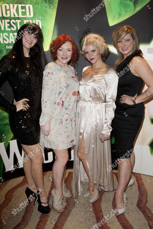 Stock Photo of Soeli Parry, Sophie Linder-Lee, Hannah Toy and Jacqueline Hughes