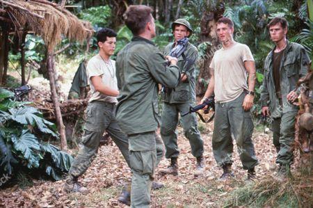 Casualties Of War,  John Leguizamo,  Michael J Fox,  John C Reilly,  Sean Penn,  Don Harvey