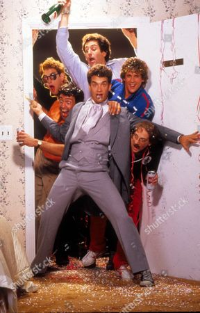 Bachelor Party,  Bradford Bancroft,  Barry Diamond,  William Tepper,  Tom Hanks,  Michael Dudikoff,  Gary Grossman