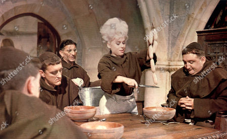 Crooks In Cloisters,  Bernard Cribbins,  Davy Kaye,  Barbara Windsor,  Ronald Fraser