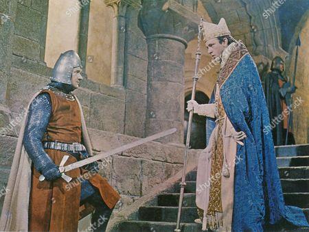 Becket,  Percy Herbert,  Richard Burton