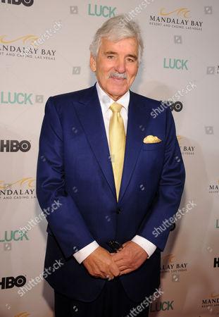 Editorial image of Screening of new HBO Series 'LUCK' at Mandalay Bay, Las Vegas, America  - 26 Jan 2012