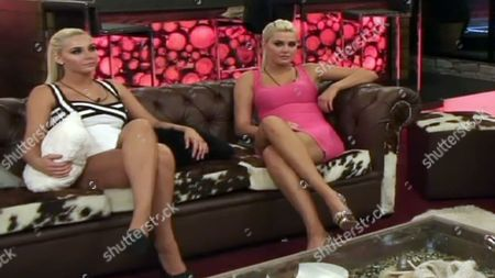 Karissa and Kristina Shannon are evicted from the house