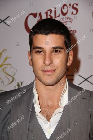 Editorial image of Maksim Chmerkovskiy's Ballroom Birthday Bash, New York, America - 27 Jan 2012