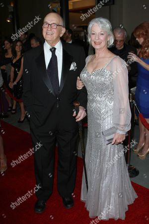 Stock Image of Edwin Sherin and Jane Alexander