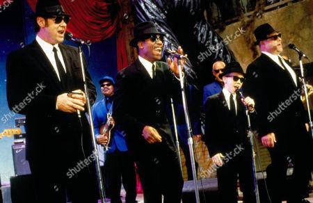 Blues Brothers 2000,  Dan Aykroyd,  Joe Morton,  J Evan Bonifant,  John Goodman