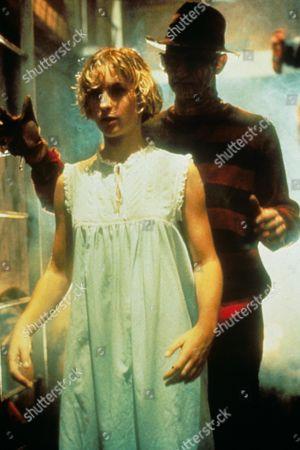 A Nightmare On Elm Street,  Amanda Wyss,  Robert Englund