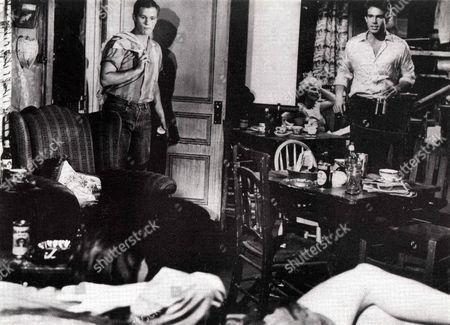 All Fall Down,  Brandon De Wilde,  Warren Beatty