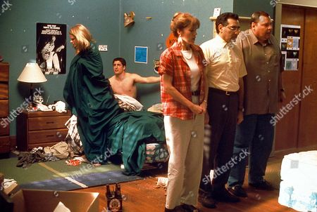 Stock Image of American Pie 2,  Joelle Carter,  Jason Biggs,  Molly Cheek,  Eugene Levy,  Larry Drake