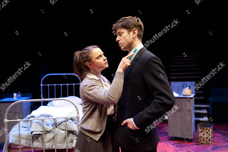'Alfie' - Vicky Binns (Annie) and David Ricardo-Pearce (Alfie)