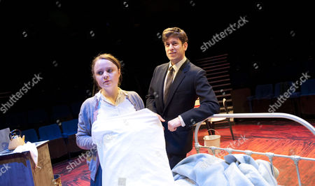 Editorial photo of 'Alfie' play at the Octagon Theatre, Bolton, Britain - 19 Jan 2012