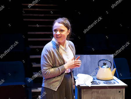 Editorial picture of 'Alfie' play at the Octagon Theatre, Bolton, Britain - 19 Jan 2012