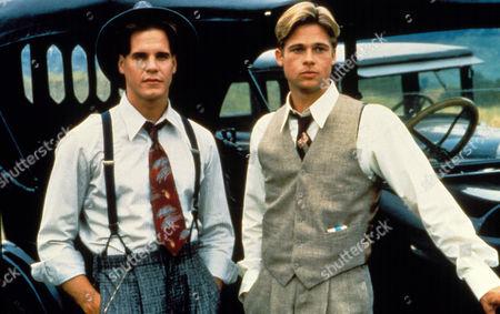 A River Runs Through It,  Craig Sheffer,  Brad Pitt
