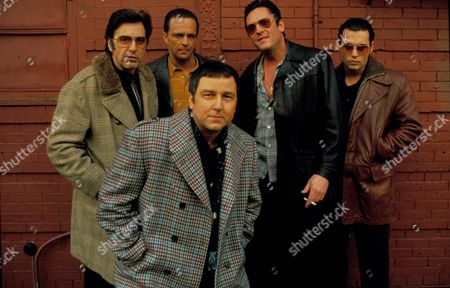 Donnie Brasco,  Al Pacino,  James Russo,  Bruno Kirby,  Michael Madsen,  Johnny Depp