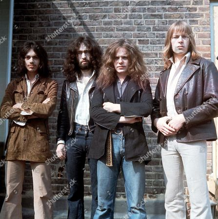 Free - Andy Fraser, Paul Rodgers, Paul Kossoff and Simon Kirke