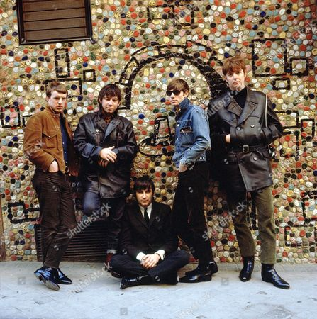 The Animals - John Steel Eric Burdon, Dave Rowberry, Hilton Valentine and Chas Chandler